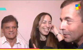 La picante pregunta de un cronista a Vidal y Quique Sacco | Televisión