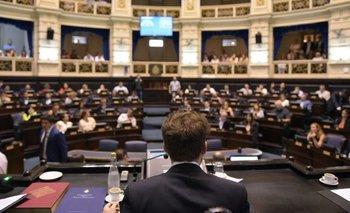 Hubo acuerdo sobre cuándo se debatirá la ley impositiva  | Ley impositiva