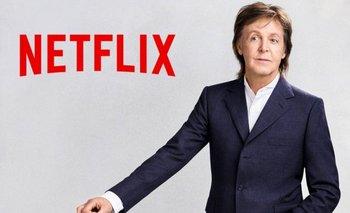 Paul McCartney se une a Netflix para un importante proyecto | Netflix