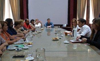 Gremios docentes descartan paro en Buenos Aires  | Paro docente