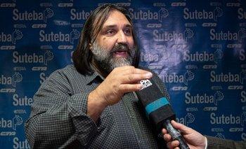 Baradel descartó que estén las condiciones para volver al aula | Coronavirus en argentina