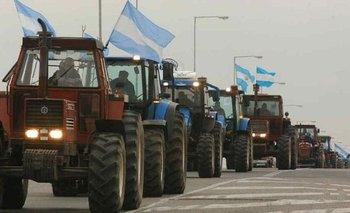 Tractorazo: Sectores del campo protestan contra el gobierno | Alberto presidente
