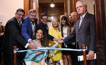 Michetti gastó casi $700 mil en su último acto en el Senado | Austeridad macrista