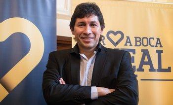 Bermúdez cruzó a Martín Arévalo por criticar a Riquelme | Boca juniors