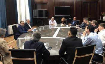 Kulfas recibió a pymes en el Ministerio de Producción   Crisis económica
