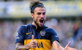 Daniel Osvaldo comparó los ambientes de la música y el fútbol | Daniel osvaldo