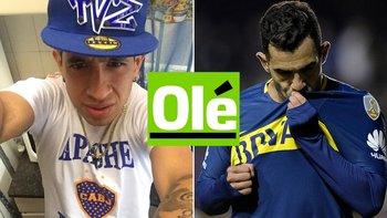 El hermano de Carlos Tevez se burló del Diario Olé | Carlos tévez