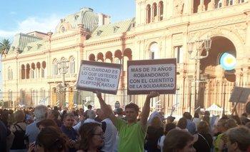 Trolls macristas convocaron a una marcha contra el Gobierno y les salió mal | Troll