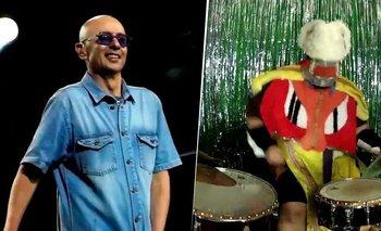 La excéntrica recomendación musical del Indio Solari | Indio solari