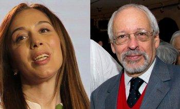 El mensaje de Vidal a Verbitsky y la reacción de Kicillof | Provincia de buenos aires