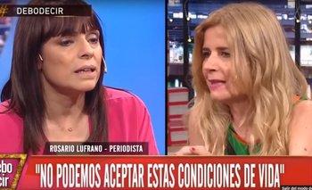 El cruce de Lufrano y Ninci por el macrismo | Televisión