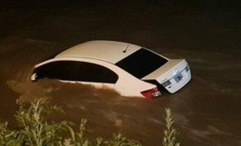 Temporal causó inundaciones y al menos 100 familias evacuadas  | Inundaciones en córdoba