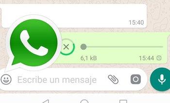 Cómo escuchar un audio de Whatsapp sin que nadie sepa | ¡truco!