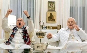 Los dos Papas: los cruces y polémicas detrás del éxito | Netflix