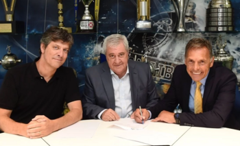 Russo asumió en Boca y apunta a ganar la Libertadores | Boca juniors
