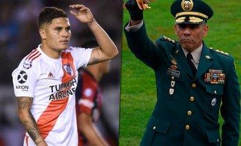 El ejercito colombiano le contestó a Quintero por la desaparición de su padre   Derechos humanos