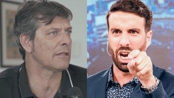 La crítica lapidaria de Azzaro a Pergolini | Mario pergolini
