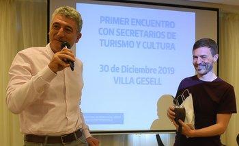 Cumbre en Gesell para reactivar el turismo y la cultura | Provincia de buenos aires