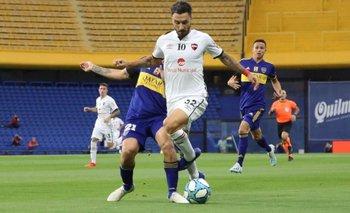 Scocco se fracturó ante Boca y no jugará hasta el año que viene | Fútbol