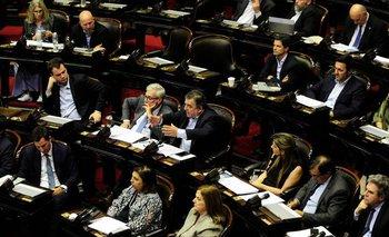 Ganancias: Gobierno acusa al macrismo y a Schiaretti de frenar el proyecto | Congreso