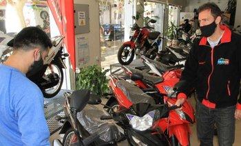 Motos: fuerte crecimiento de patentamiento de 0km en noviembre | Reactivación económica