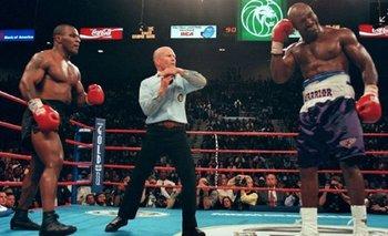 "La pelea más esperada: Holyfield desafió a Mike Tyson a ""bailar sobre el ring"" | Boxeo"