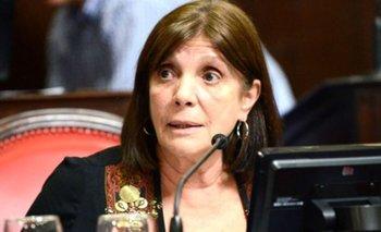 Teresa García disparó contra la oposición por la operación con las visitas a Olivos | Elecciones 2021