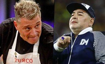 El Turco habló sobre la muerte de Maradona y dejó a todos helados | Televisión