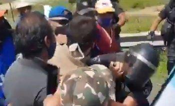 El gobierno de Morales detuvo violentamente a un dirigente sindical  | Jujuy