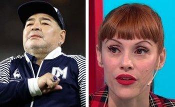 El insensible comentario de Connie Ansaldi sobre Maradona | Murió diego maradona