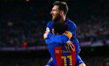 Neymar y una declaración que ¿aclara el futuro de Messi? | Lionel messi