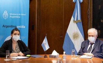 Ginés presidirá un importante organismo de salud regional | Coronavirus en argentina