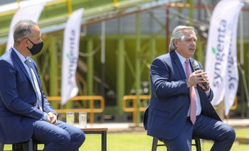 Alberto Fernández anunció venta de soja a China por U$S 500 millones | China
