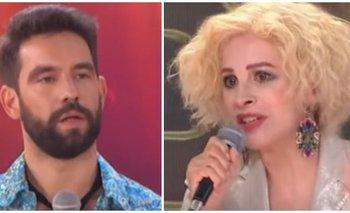 """Cantando 2020: Nacha trató de mamarracho a """"Cachete"""" Sierra   Televisión"""