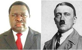 Adolf Hitler ganó las elecciones en Namibia   Adolf hitler