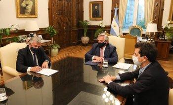 Larreta quedó solo: gobernadores de JxC firmaron el Consenso Fiscal | Casa rosada