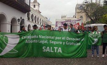 Aborto: diputados de Salta desafían con su voto a la provincia anti-derechos   Aborto legal