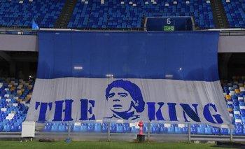 Oficial: Napoli cambió el nombre de su estadio en honor a Diego Maradona | Fútbol