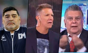 Fuerte cruce entre Fantino y Ventura por los audios de Maradona | Televisión