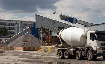Señal de reactivación: despacho de cemento creció 28% en noviembre   Reactivación productiva