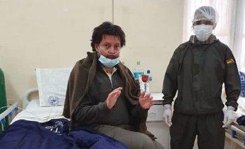 Por gestión de Cancillería, volvió al país el argentino detenido en Bolivia | Bolivia