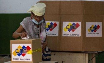 Venezuela votó y la oposición reclama por la cantidad de personas | Elecciones venezuela