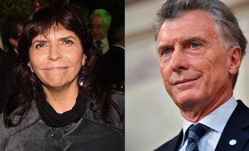 """Silvia Mercado blanqueó que Macri tenía una """"mesa de la merluza""""   Mauricio macri"""