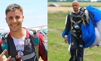 Dos paracaidistas murieron el fin de semana | Santa fe