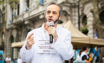 Gremios docentes criticaron la suspensión de clases en la Ciudad | Coronavirus en argentina