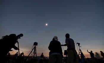 Se habilitó el turismo internacional para poder ver el eclipse solar | Turismo