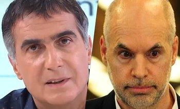 Antonio Laje liquidó a Larreta y sorprendió a todos  | Televisión