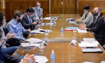 El gabinete económico se reunió para pensar el 2021 | Crisis económica