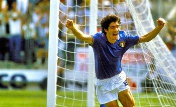 A los 64 años, murió Paolo Rossi   Fútbol