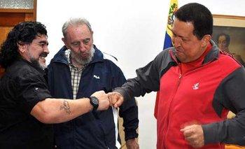 Morla contó el consejo de Fidel Castro a Maradona y a cuántas familias mantenía | Diego maradona